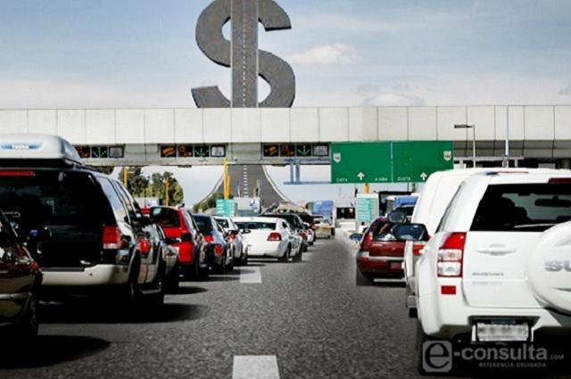 Aumenta tarifa en caseta de Atlixco a 40 pesos por vehículo