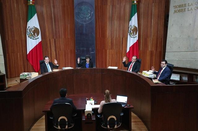 Pide sector privado que TEPJF resuelva pronto caso Puebla