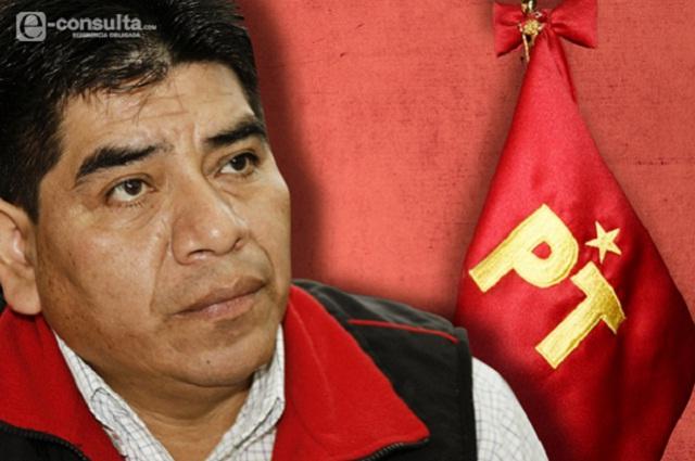 Dice Zeferino Martínez que saldó deuda con el PT desde 2016