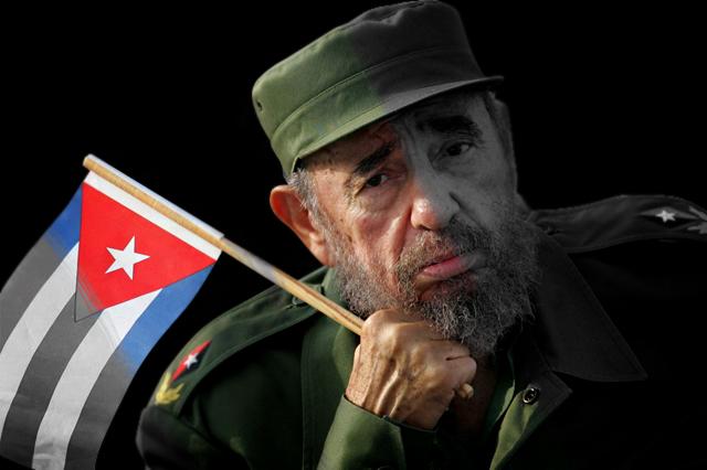 Claroscuros de Castro bajo la mirada del mexicano
