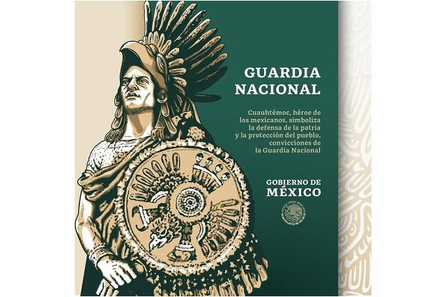 Critican imagen de la Guardia Nacional que publicó Alfonso Durazo