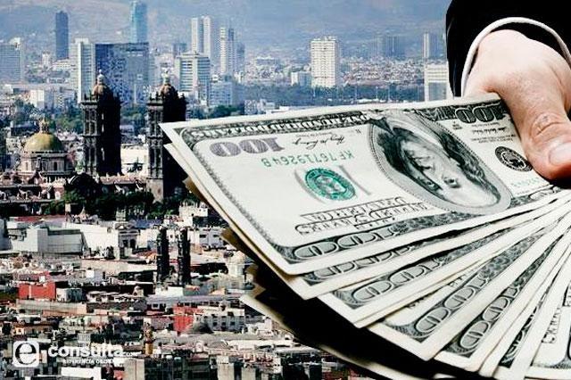 Se eleva 86% Inversión Extranjera en Puebla al primer semestre