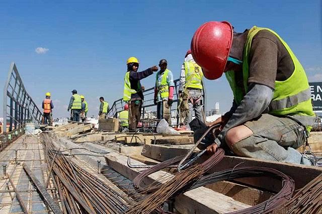 Sin concluir 1 de cada 2 obras programadas en Puebla capital