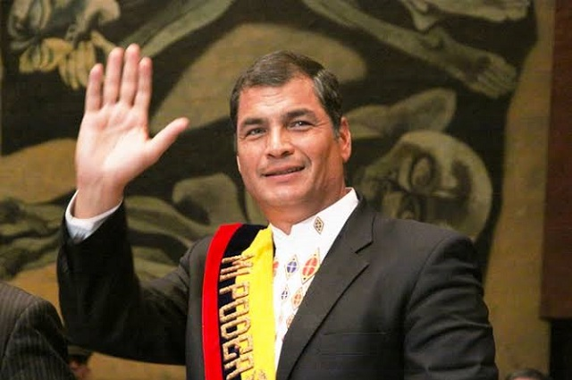 Sentencian a 8 años de cárcel al expresidente de Ecuador