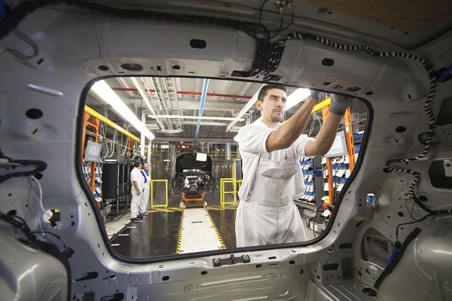 Crecen 55% exportaciones automotrices en Puebla