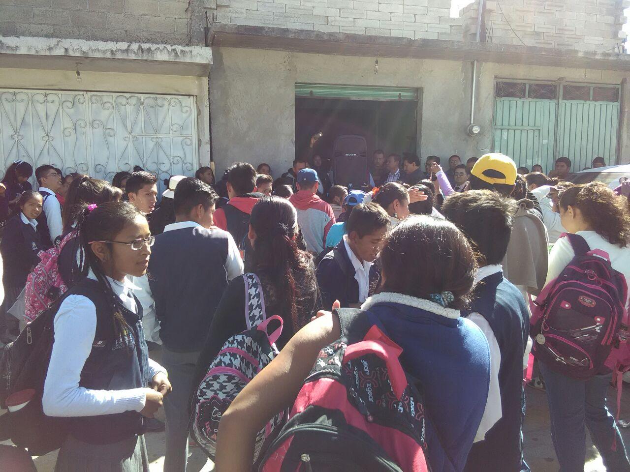 Suspenden a profesor por acoso sexual en Domingo Arenas