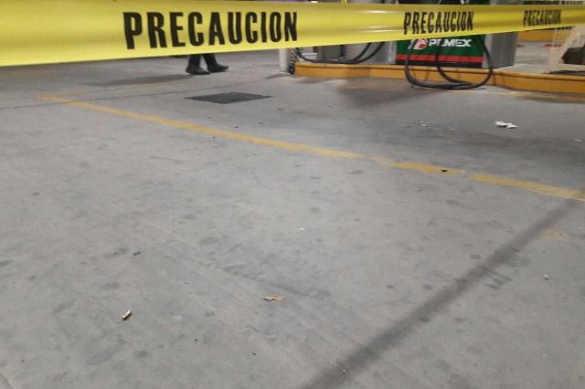 Balean gasolinería de la suplente de Roxana Luna, en Tochtepec
