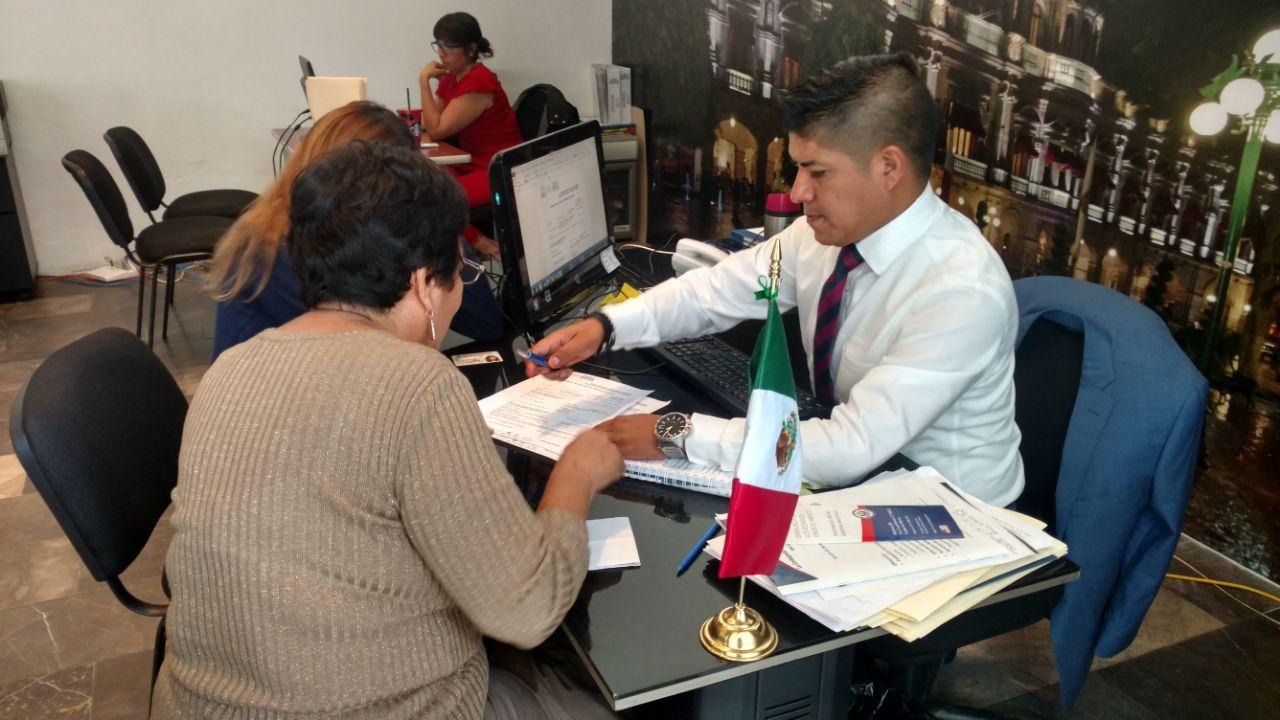 Ayuntamiento de Puebla da servicios integrales a migrantes y sus familias