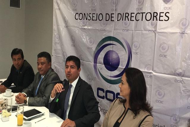 Eduardo Rivera se dice convencido de que estará en la boleta de 2018