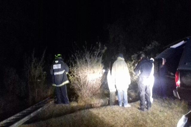 Nuevamente dejan par de cadáveres en un pozo de Huixcolotla