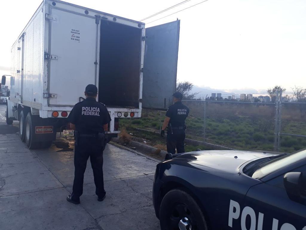 En menos de 12 horas, Policía Federal recupera cinco vehículos robados