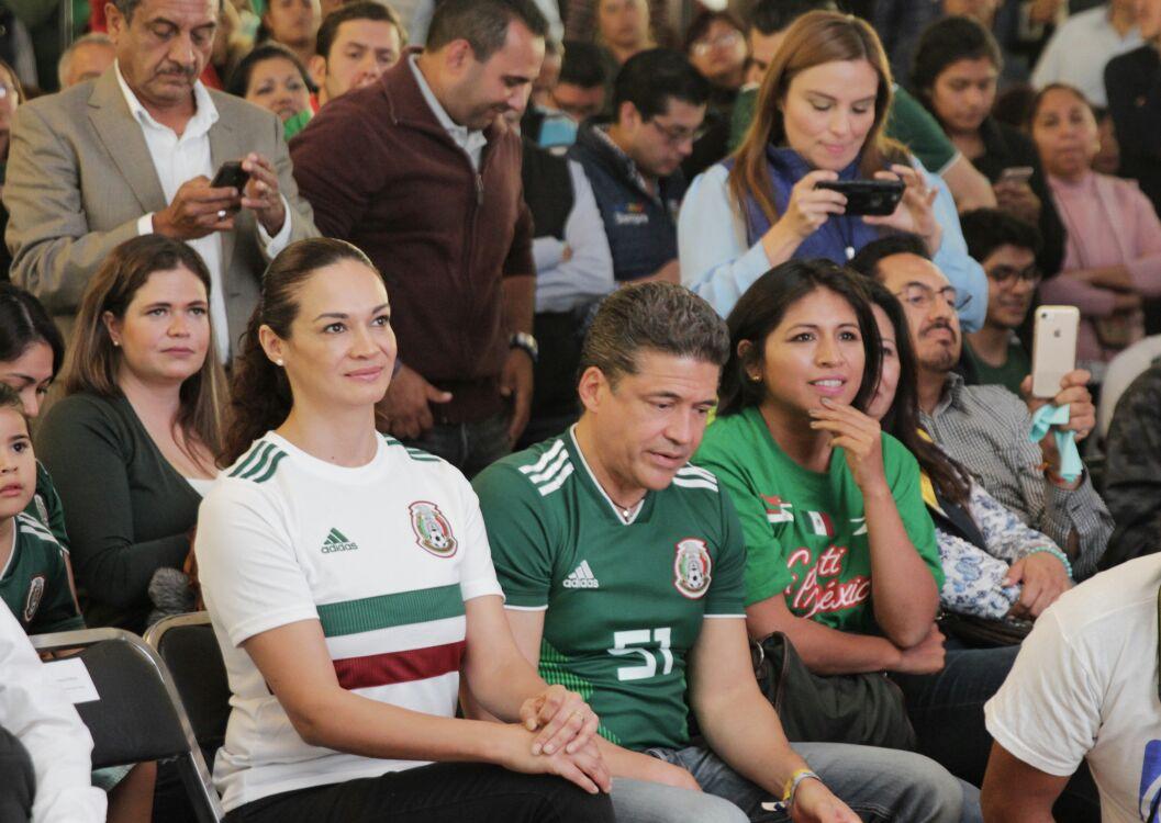 Roxana Luna invita a sacar la casta como hizo la selección ante Alemania