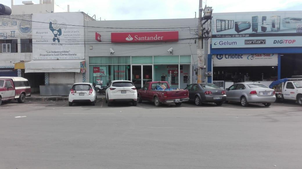 Asaltan a cuentahabiente en Santander de la Central de Abasto
