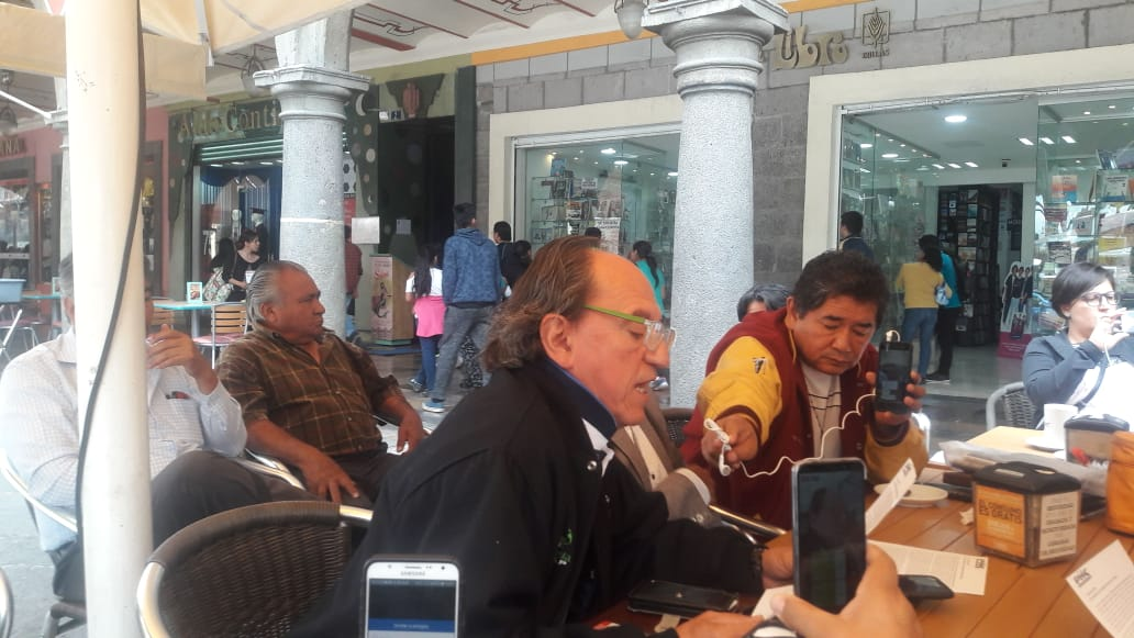 Inconformes con elección en Puebla marcharán este domingo