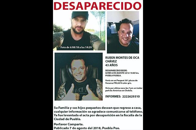 Hombre desaparece en el Tráiler Park Las Américas de Cholula