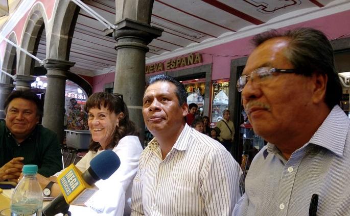 Amenazan a docentes poblanos para sumarse a Maestros por México