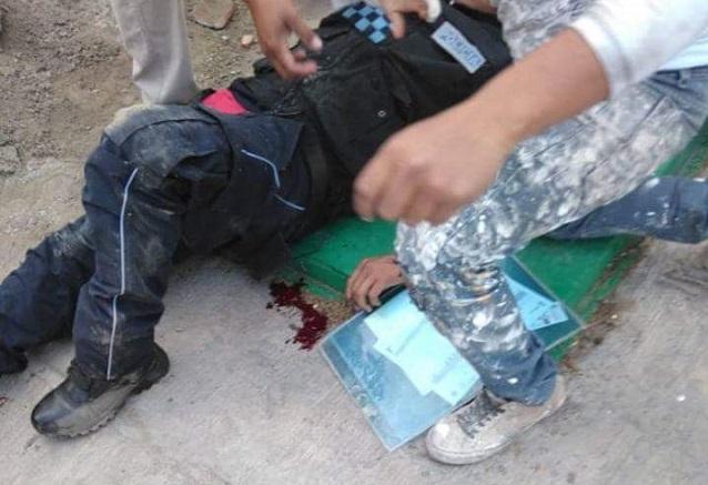 Empresario gasolinero, grave tras asalto a estación en Tehuacán