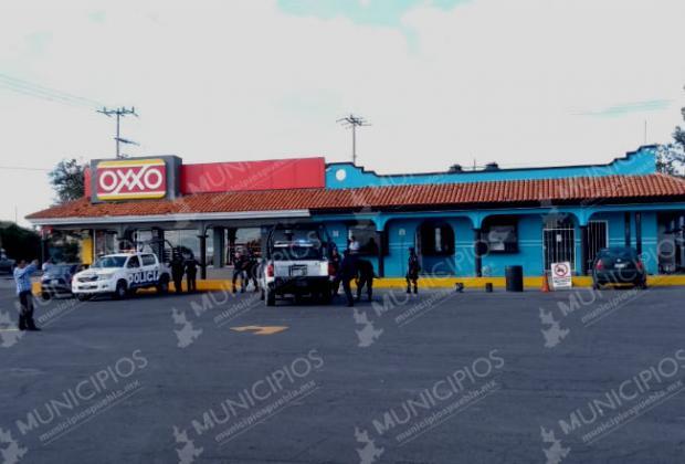 Balacera deja 3 muertos en carretera de Yehualtepec