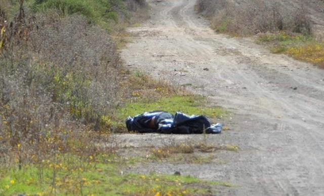 Hallan el cadáver embolsado de un hombre en Ciudad Serdán