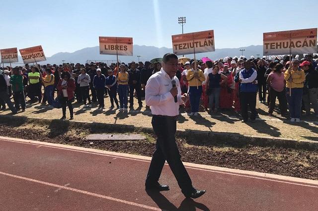 Proponen a Puebla para jornada nacional deportiva y cultural del SNTE