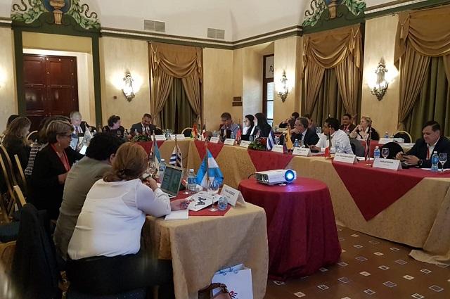 Participa INEE en reunión para aplicación de evaluación regional