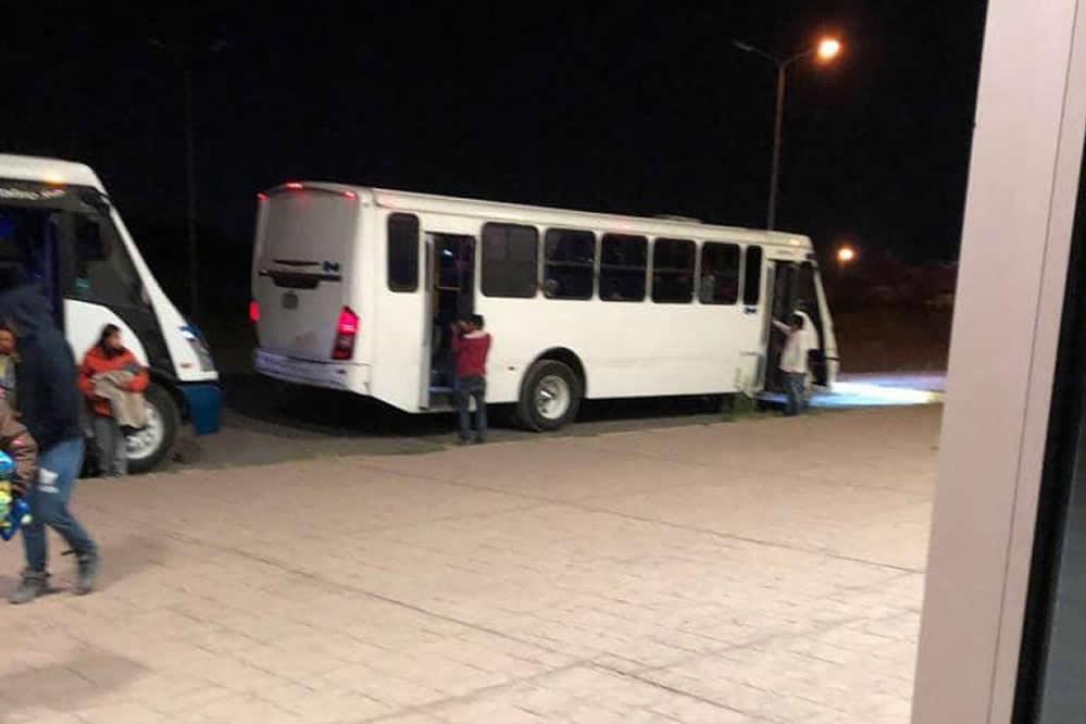 Por fuga de gas en Amozoc, familias fueron evacuadas