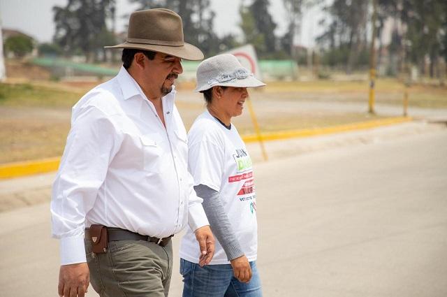 Que Ejército y Marina vigilen votación en Ahuazotepec: candidato del PRI