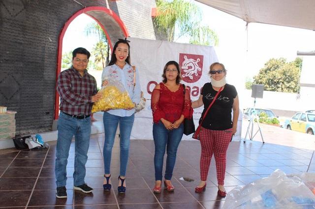 Contribuye Coronango a labor altruista y al cuidado del medio ambiente