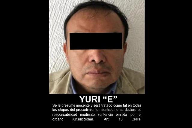 FGR detiene a sujeto en Puebla por uso de documentos falsos