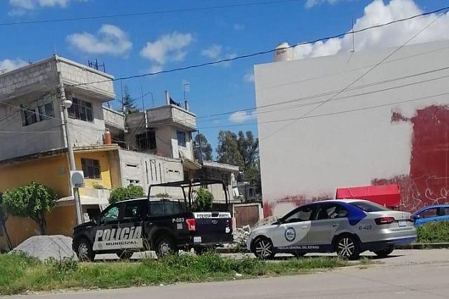 Muere mientras remodelaba su casa en Xochimehuacán