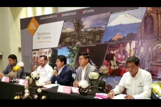 Más de 400 fabricantes de esferas en la feria 2019 en Chignahuapan