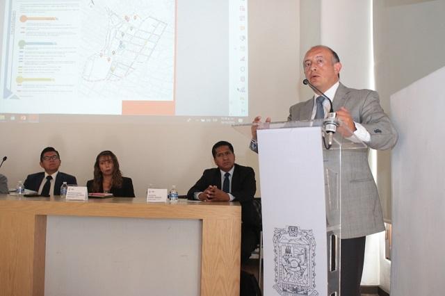 Académicos de la UPAEP van a Foro de Inclusión Social