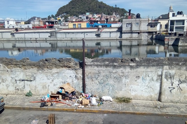 Piden cambiar método de recolección de residuos en Atlixco