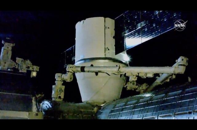 Llega nanosatélite Upaep a la Estación Espacial Internacional