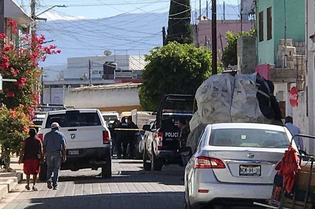 El Churro asesina a su esposa frente a su hija en Tehuacán