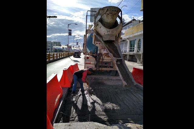 Reparó Agua de Puebla 12 fugas subterráneas en la capital