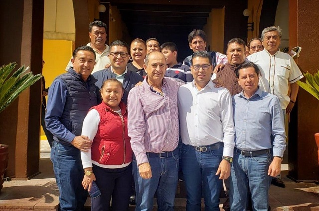 Confirma Néstor Camarillo que buscará dirigencia estatal del PRI