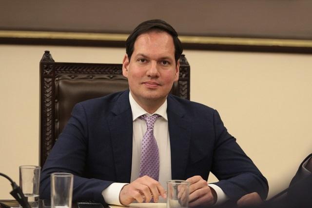 Diputado Juan Pablo Kuri solicita a Finanzas informe sobre el ISN