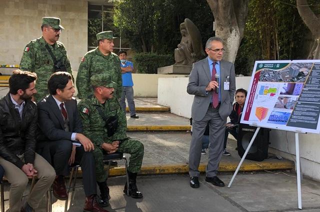 Diputados federales vigilarán obra del nuevo hospital San Alejandro