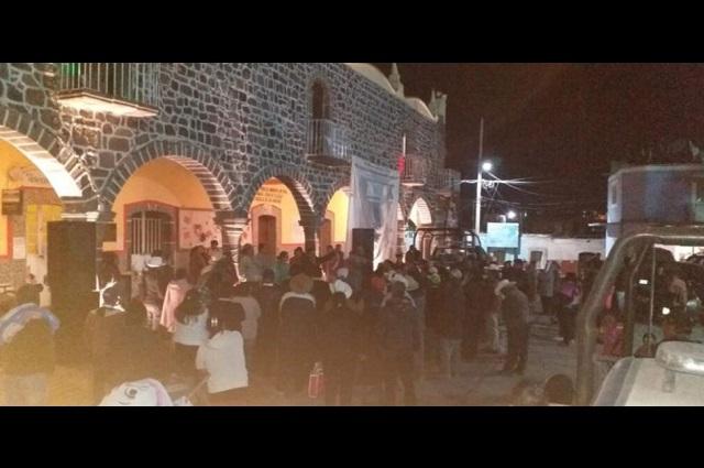 Preparan marcha contra el edil de San Nicolás