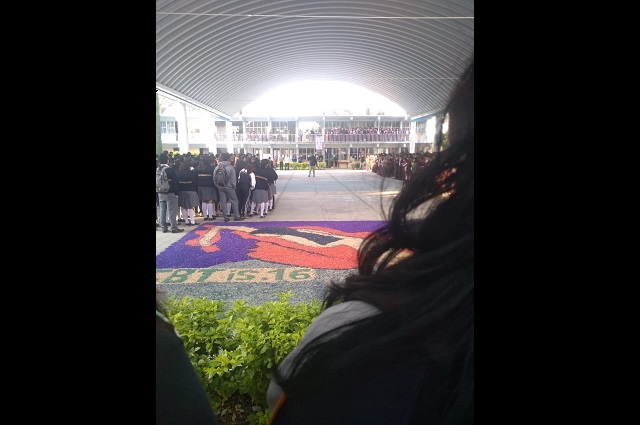 Avala dirección de CBTis 16 manifestación de estudiantes