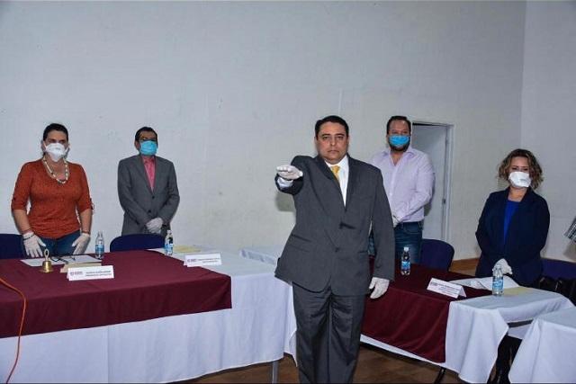 Desde Chiapas llega nuevo titular de seguridad a Texmelucan