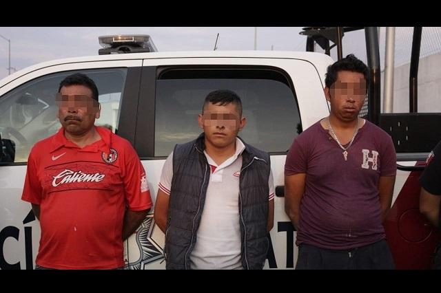 Caen asaltantes de Oxxo en la carretera Puebla-Tehuacán