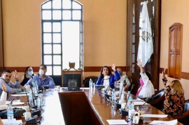 Regidores de Tehuacán donan 10% de su salario por contingencia