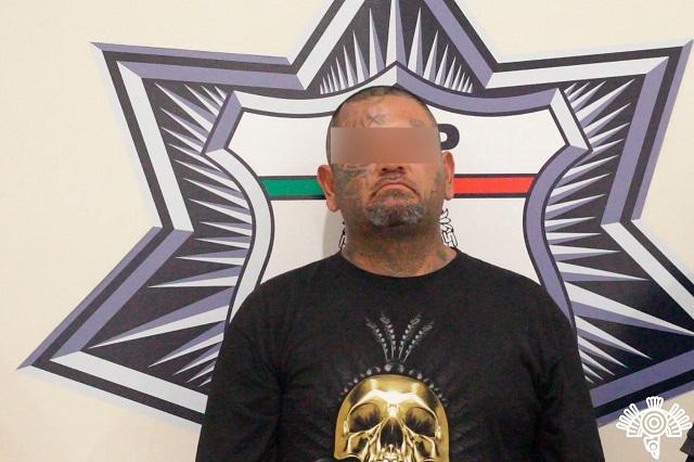 Detienen a El Brux, líder narcomenudista de la HEMafia