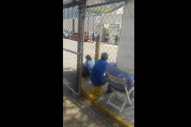 Caos sanitario con familiares de pacientes Covid en La Margarita
