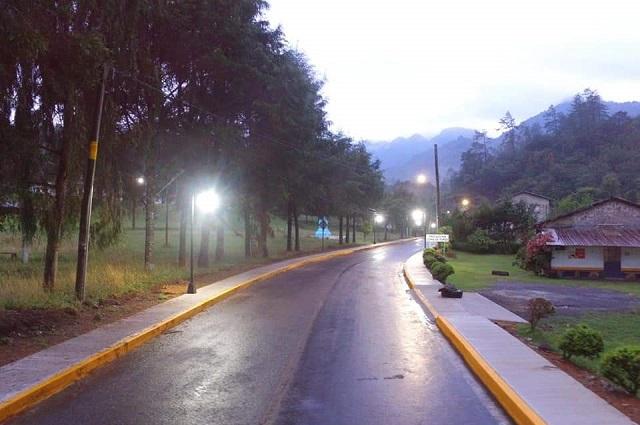 Finaliza la construcción del camino principal al Tecnológico de Teziutlán