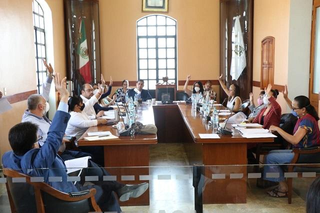 Continúan las renuncias en el Ayuntamiento de Tehuacán