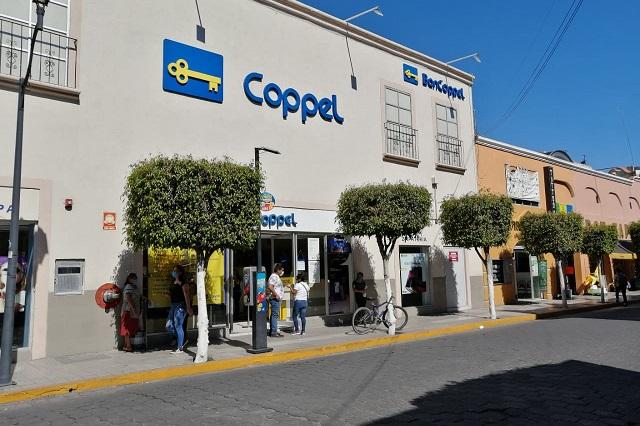 Roban a cuentahabiente 22 mil pesos en Coppel de Tehuacán