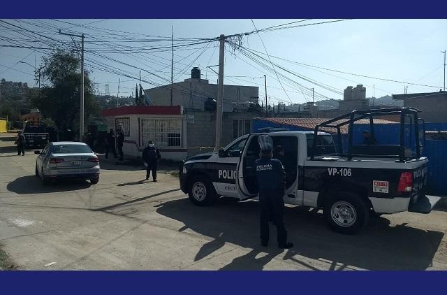 Capturan a sujetos armados en la colonia Reforma Sur
